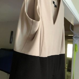 Ellen Tracy Dresses - Ellen Tracey Black and Tan dress